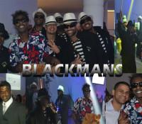 BLACKMANS AGITA FESTA DO DODÔ - GRUPO PIXOTE